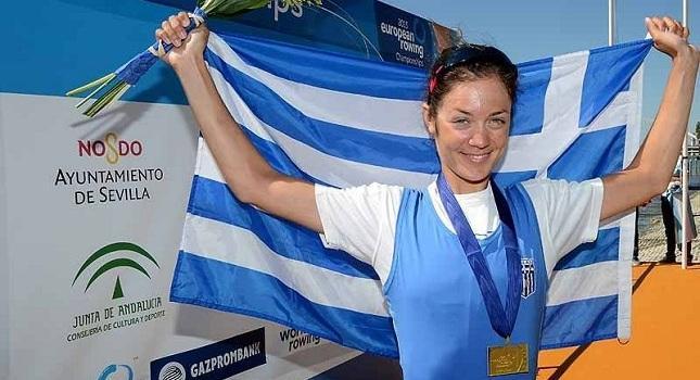 Νικολαϊδου: «Στόχος η πρόκριση στους Ολυμπιακούς του Ρίο»