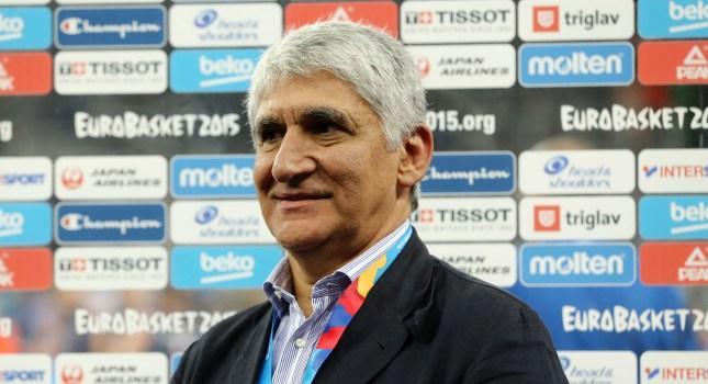 Γιαννάκης: «Έτοιμοι για ματς που θα κριθεί στον πόντο»