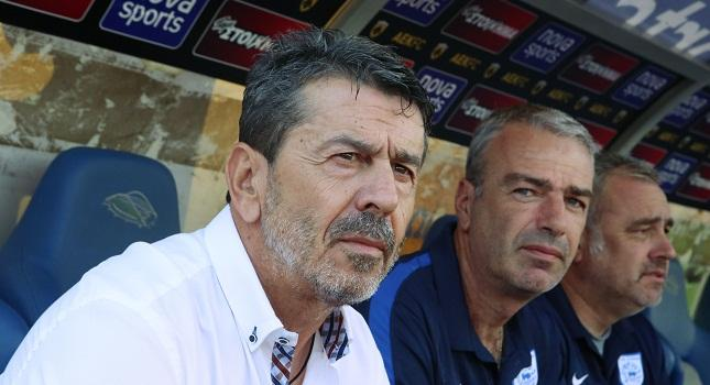 Πετράκης: «Είχαμε πάρει τον… αέρα του ματς»