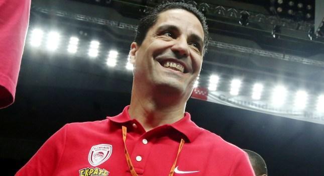 Σφαιρόπουλος: «Ακόμα καλύτερη χρονιά απ' την περσινή»