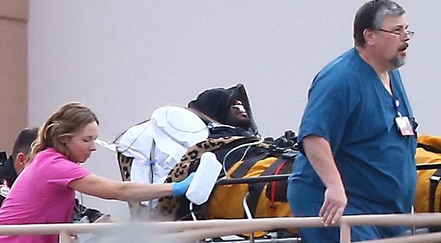 Οι πρώτες φωτογραφίες του Όντομ μετά τη νοσηλεία του (pics)