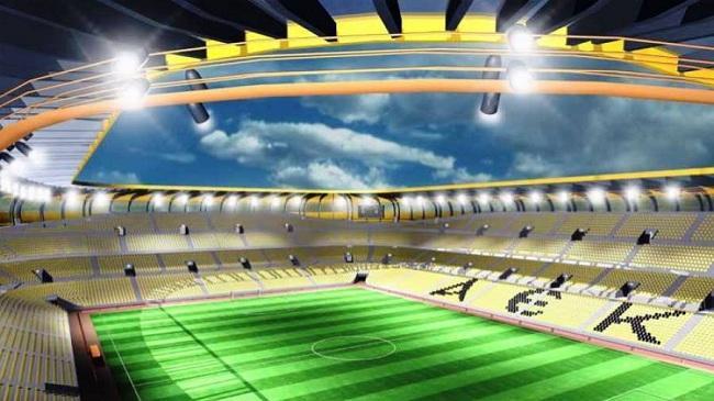 Το γήπεδο της ΑΕΚ, ανάμεσα στα καλύτερα -που δεν χτίστηκαν ποτέ… (pics)