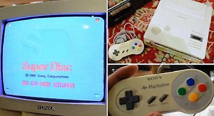 Το Nintendo PlayStation ενεργοποιήθηκε για πρώτη φορά τέσσερις μήνες μετά την ανακάλυψη της κονσόλας