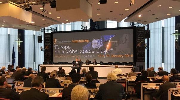 Στρατηγικός στόχος της Ευρώπης η ανάπτυξη του Διαστήματος