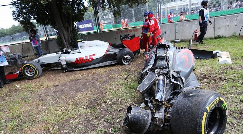 Τρομακτικό ατύχημα στο GP της Μελβούρνης (video)