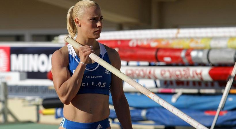 Γκαντεμιά για Κυριακοπούλου - Κινδυνεύει να χάσει τους Ολυμπιακούς Αγώνες!