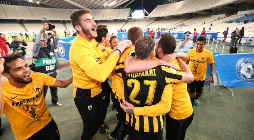 UEFA: «Η ΑΕΚ είναι… φοίνικας»