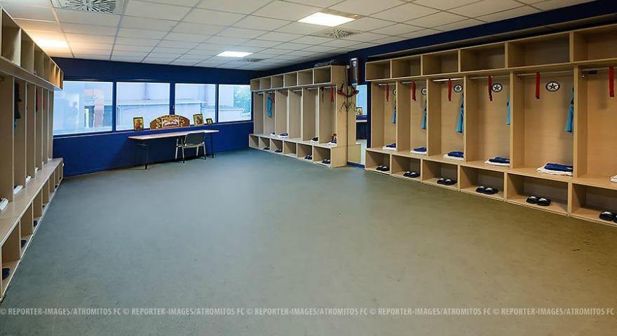 Εντυπωσιάζει το «νέο» αθλητικό κέντρο του Ατρόμητου (pics)