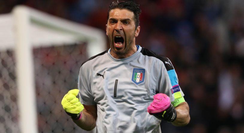 Υποκλιθείτε στον Μπουφόν: Σταμάτησε την «γιούχα» των Ιταλών προς τους Γάλλους! (video)