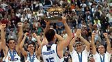Δέκα πέντε χρόνια από το δεύτερο ελληνικό έπος στο Ευρωμπάσκετ