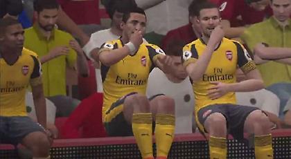 Αυτός είναι ο καλύτερος πανηγυρισμός στο FIFA 17… και κανείς δεν ξέρει πώς στα κομμάτια γίνεται!