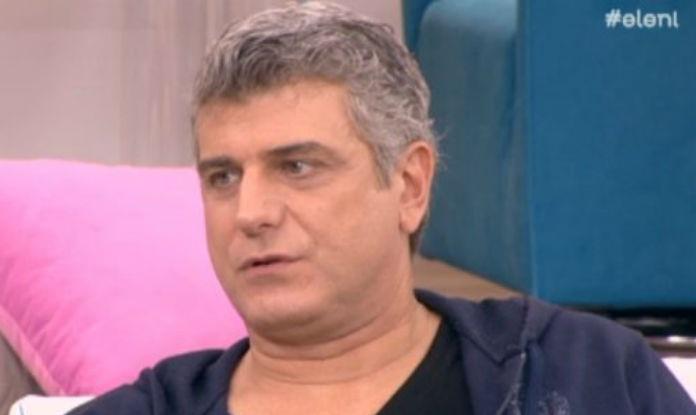 Βλαδίμηρος Κυριακίδης: H αποκάλυψη για την προσωπική του ζωή που άφησε κάγκελο την Ελένη Μενεγάκη