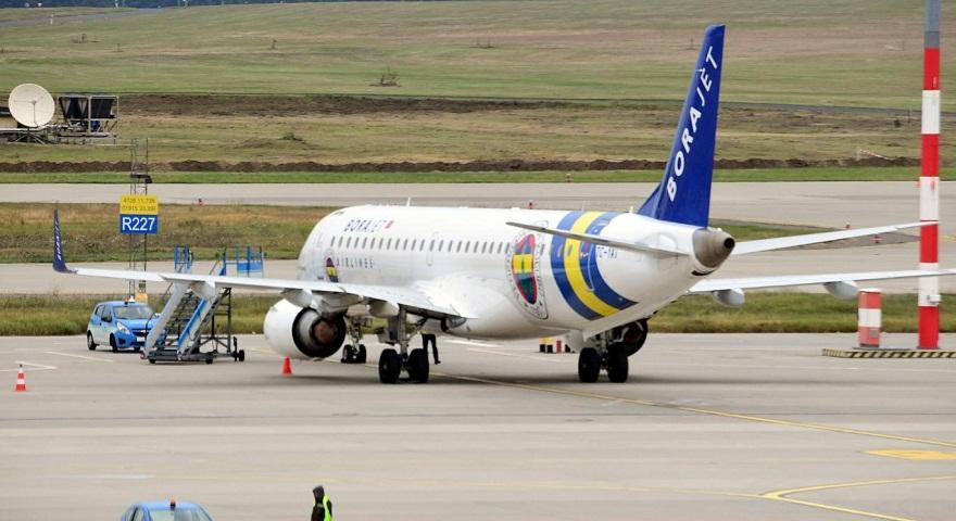 Αναγκαστική προσγείωση εξαιτίας ενός… πουλιού για το αεροπλάνο της Φενέρ! (pics)