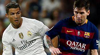 Poll: Ποιος είναι πιο ολοκληρωμένος παίκτης; Μέσι ή Κριστιάνο;