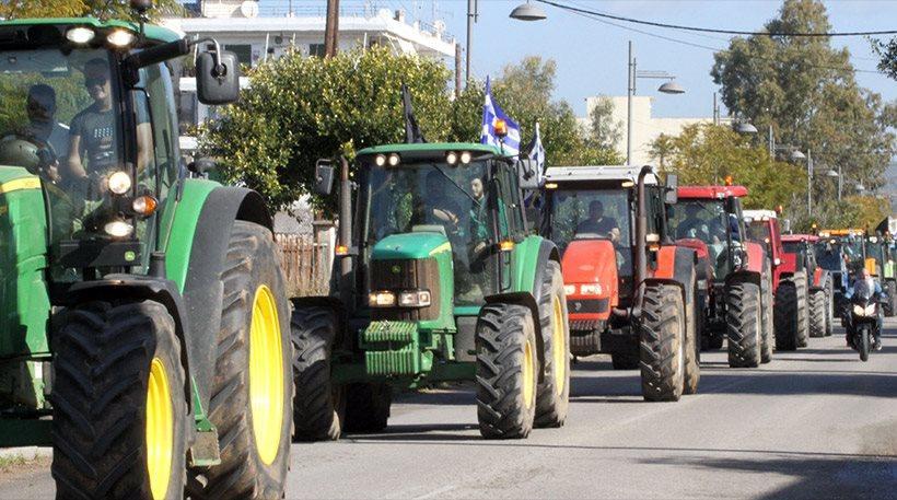 Η ώρα των αγροτών: Πού θα στηθούν από σήμερα τα πρώτα μπλόκα