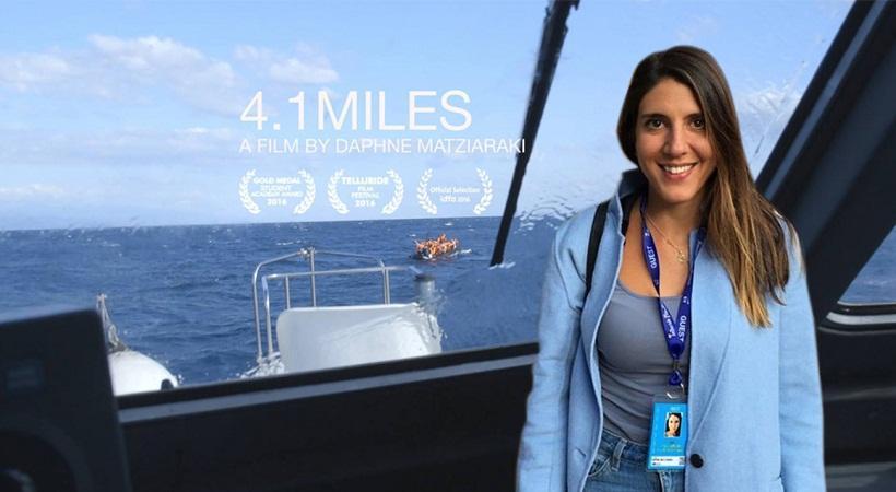 Αυτή είναι η Ελληνίδα φοιτήτρια Δ.Ματζιαράκη που είναι υποψήφια για Όσκαρ