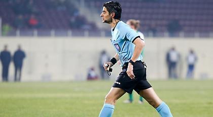 Οι διαιτητές της 18ης αγωνιστικής: Ο Παπαδόπουλος στο Ξάνθη-ΑΕΚ