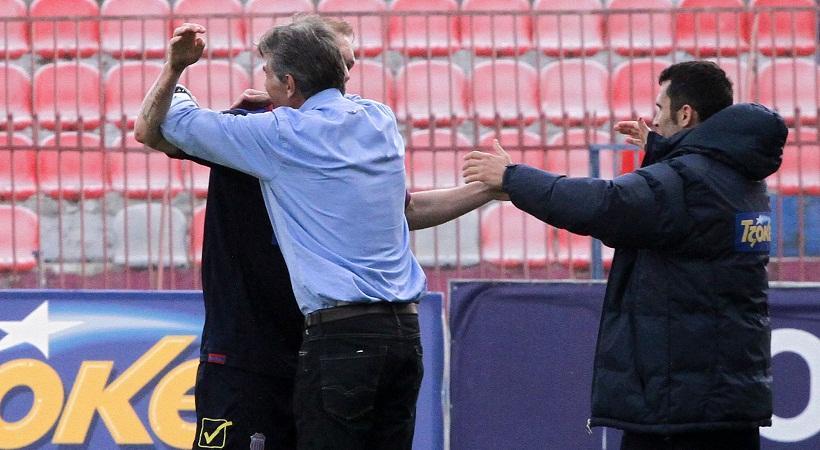 Ντόστανιτς: «Όλοι μαζί θα κρατήσουμε την ομάδα στην κατηγορία, όχι μόνος μου»