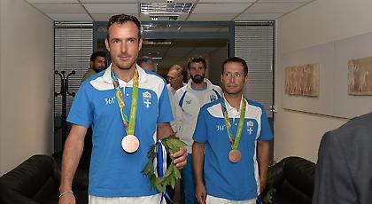 Χτυπάνε μετάλλιο στο Μονακό οι Μάντης-Καγιαλής
