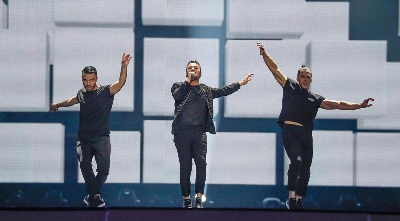 Eurovision: Ξεσήκωσε τους Ευρωπαίους ο Hovig από την Κύπρο (video)