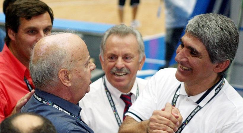Σύνδεσμος προπονητών κατά Βασιλακόπουλου: «Η Εθνική χρειάζεται προπονητή»