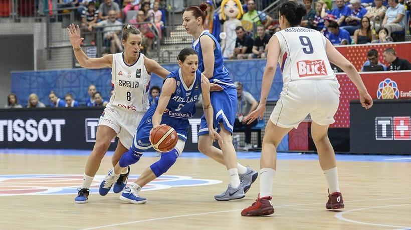 Διαπρέπει η Μάλτση στο Ευρωμπάσκετ