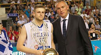 Ο πρωταθλητής Ευρώπης Βασίλης Χαραλαμπόπουλος στον ΣΠΟΡ FM 94,6