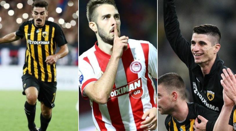 Ξεχώρισαν Λάζαρος, Φορτούνης και Μάνταλος στη ψηφοφορία του sportfm.gr