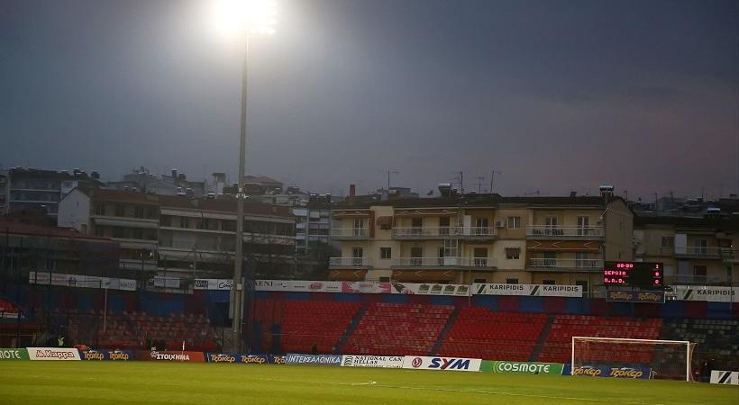 Football League: Μετάδοση και στο Βέροια-Τρίκαλα