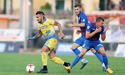 LIVE: Παναιτωλικός-Κέρκυρα 1-0