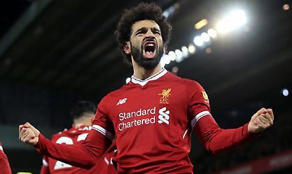 Ο Σαλάχ σαρώνει και στο FIFA 19!