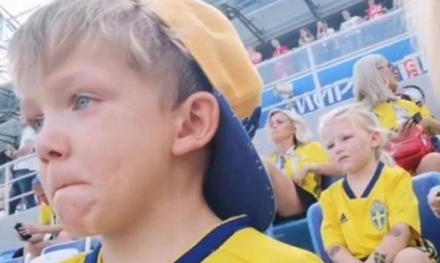 Συγκλονιστικό: Το κλάμα του υιού Μπεργκ για τον πατέρα του! (video)