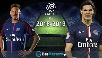 Αφιέρωμα στο πρωτάθλημα Γαλλίας 2018/19