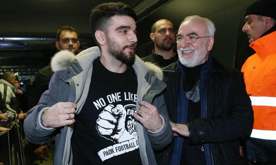 Γ. Σαββίδης: «Όποια ομάδα δεν θέλει να παίξει στην Τούμπα, να ειδοποιεί»