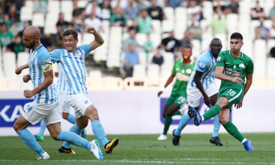 Νέο «χτύπημα» από Μπουζούκη, 1-0 ο Παναθηναϊκός τη Λαμία (video)