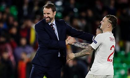 Η Αγγλία δεν έπαιξε έτσι ούτε στο Μουντιάλ!