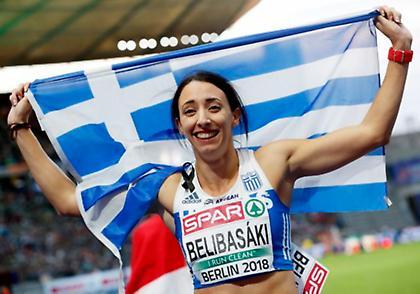 Μπελιμπασάκη στο sport-fm.gr: «Η Ελλάδα διαθέτει αθλητές-ταλέντα»