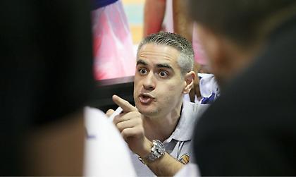 Καστρίτης στον ΣΠΟΡ FM: «Βγάλαμε εγωισμό με το Περιστέρι – Είναι μακριά ακόμα οι ημιτελικοί»
