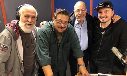 Ο Λαυρέντης Μαχαιρίτσας στον ΣΠΟΡ FM 94,6 (video)