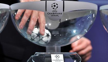 Η κλήρωση του Champions League: αποδόσεις και στοίχημα!
