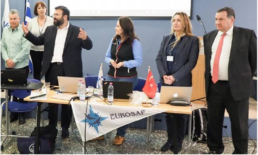Τις 28 έφτασαν οι χώρες που έλαβαν μέρος στο μίτινγκ της EUROSAF παρουσία Βασιλειάδη-Καπράλου