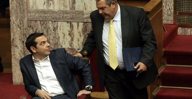 Καμμένος σε Τσίπρα: Οι ακραίοι που επικρίνεις σε έκαναν πρωθυπουργό
