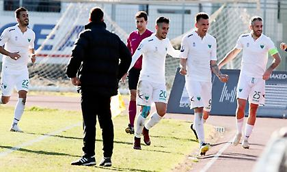 LIVE: Λεβαδειακός-Άρης 1-0 (Τελικό)