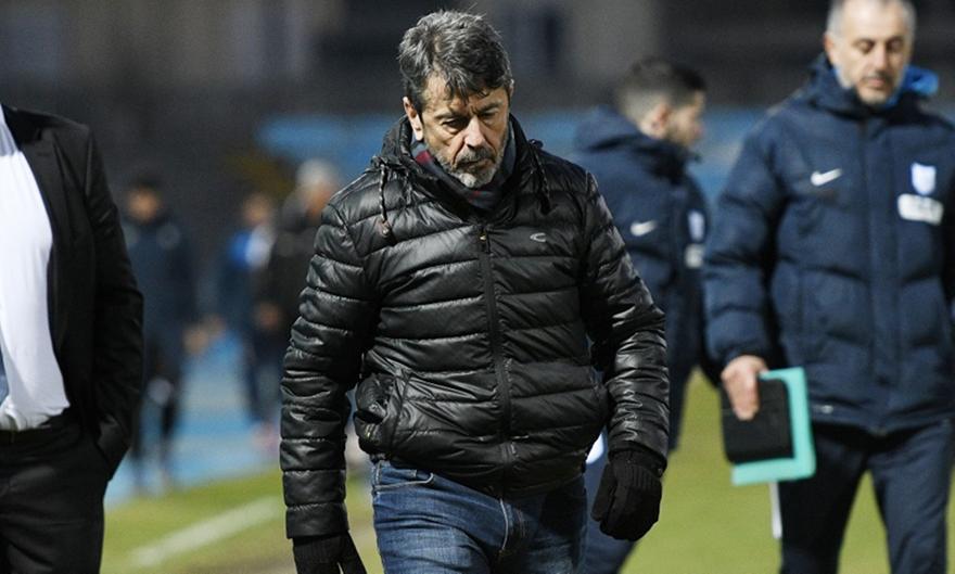Πετράκης: «Δεν σχολιάζω όσα είπε ο κ. Λουτσέσκου - Ο καθένας κρίνεται»