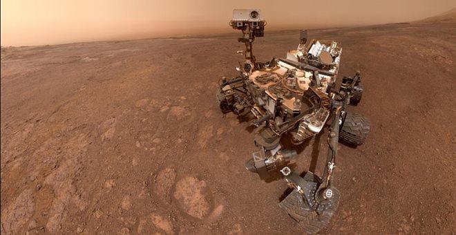 O πλανήτης Άρης όπως δεν τον έχουμε ξαναδεί: Εντυπωσιακό βίντεο της NASA