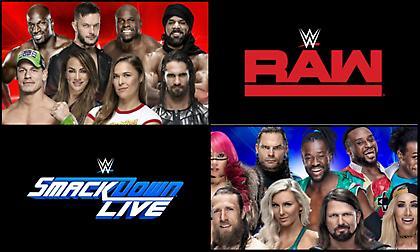 Το WWE κάνει πρεμιέρα αυτό το Σαββατοκύριακο στον ΣΚΑΪ