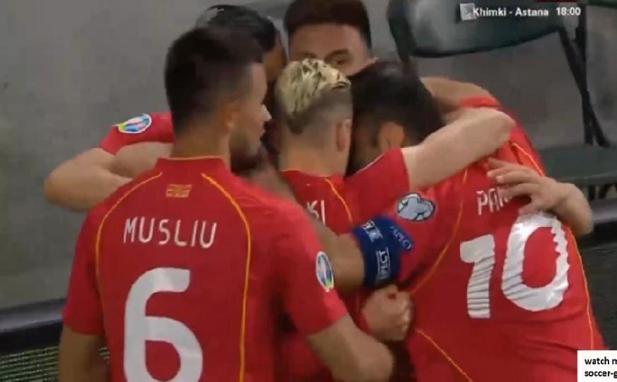 «Όρθια» στη Σλοβενία η ΠΓΔΜ!