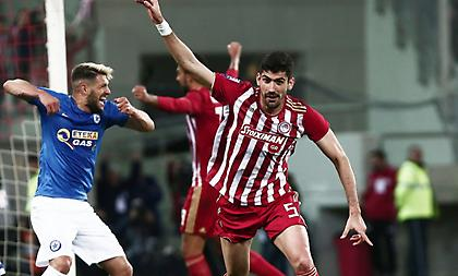Τα έξι γκολ έφτασε ο Μπουχαλάκης στη Σούπερ Λίγκα (video)