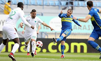 LIVE: Αστέρας Τρίπολης-Λεβαδειακός 0-0 (Τελικό)