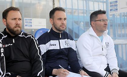 Αντωνόπουλος: «Πρέπει να είμαστε επαγγελματίες, είναι το χρέος μας προς την ιστορία του συλλόγου»